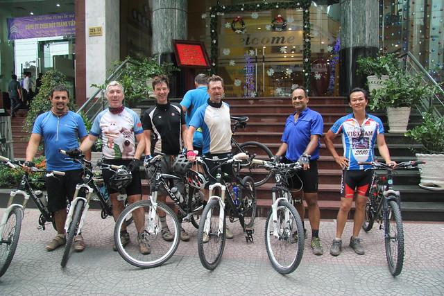 Vietnam Bike Ride