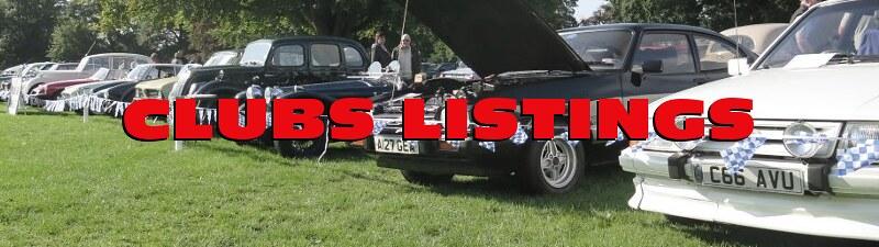 american car clubs norfolk uk