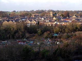 Wylam from the south