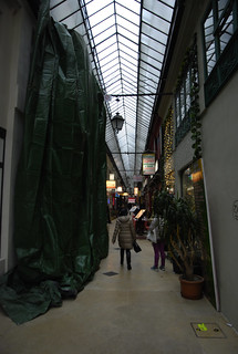 Passage Brady の画像. passage arcade paris architecture