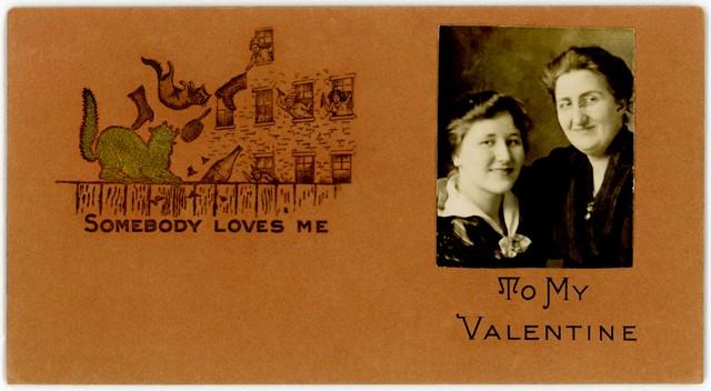 Somebody Loves Me—To My Valentine