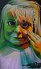 Fabian Zolar Graffiti Street Art Portrait