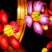 Lighted flowers by GDY2000