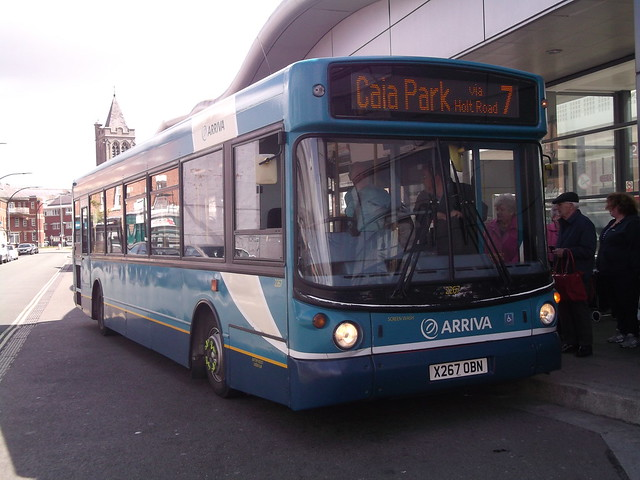 Arriva Buses Wales, Fujifilm FinePix AV220