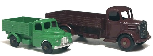 44 Dinky GB & Dublo Austin Truck
