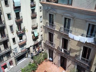 תמונה של פלאו גואל ליד Ciutat Vella. barcelona