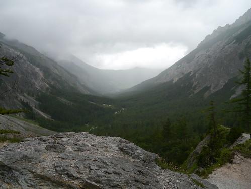 alps rain austria österreich alpen regen steiermark autriche styria hochschwab seewiesen seetal wanderung20150620
