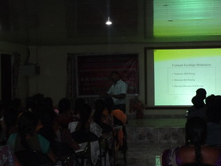 ECE GUEST LECTURE ON 23/06/2015