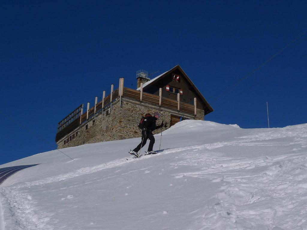 Langtalereckhütte Ötztaler Alpen / Alpi Venoste Österreich foto 06