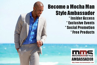 mocha man style ambassador
