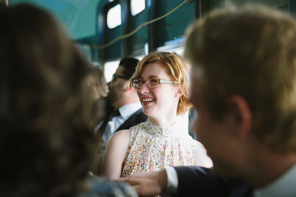 Celine Kim Photography Bellwoods Brewery intimate city wedding Toronto vintage ttc streetcar-46