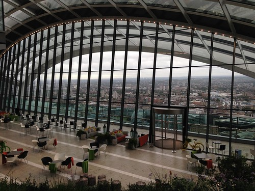 Sky Garden, Fenchurch