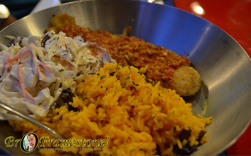 Iftar Ramadhan Special Fish & Co. Pavilion, Kuala Lumpur
