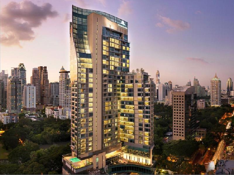 Oriental Residence Bangkok 1