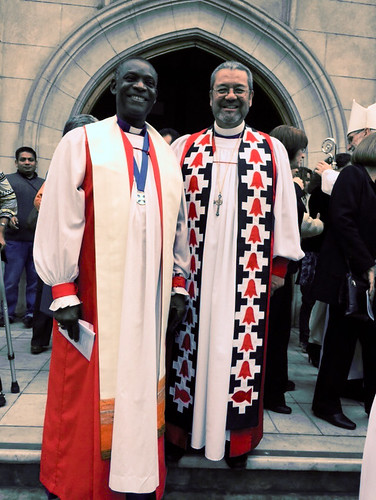 The consecration of the first Peruvian indigenous Anglican bishops
