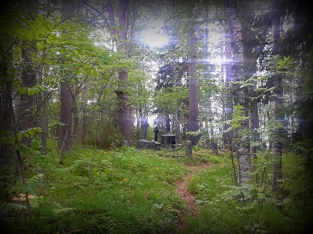 Kokonniemi, cerca de Ilomantsi