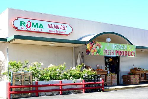 Roma Market - Pasadena