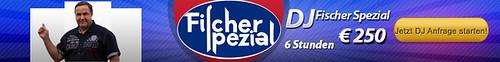 DJ Fischer Spezial Banner 728x90