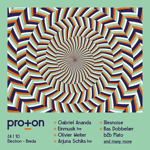 Proton Indoor Festival @ Electron Breda - 24-10-2015