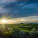 Myton Bench Utah by Matthew Alan Anderton