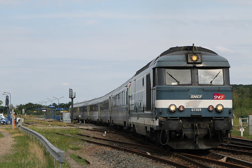 SNCF 67569 te Obermodern op 7-7-2014