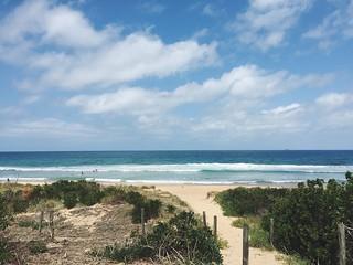 Imagem de Bulli Beach.