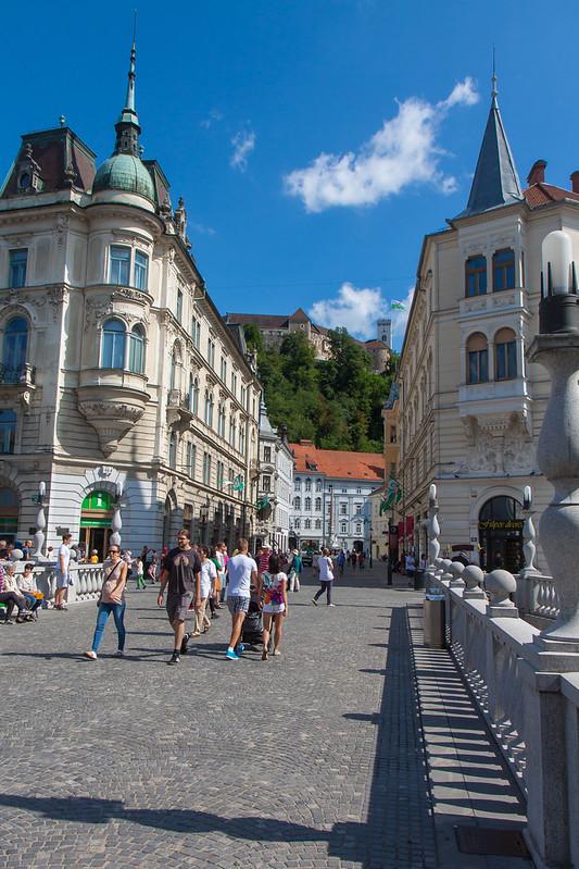 Slovenia, Ljubljana