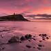 Kimmeridge sunset by Jake Pike