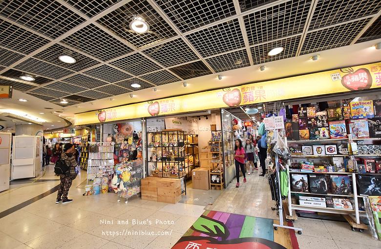 香港西九龍中心逛街商場24
