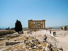 Akropolis in Athens