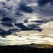 HorseTooth Sunset by Cameron Fedde
