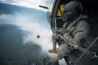 entertainment  %tages Alaska National Guard Aids In Fire Fighting