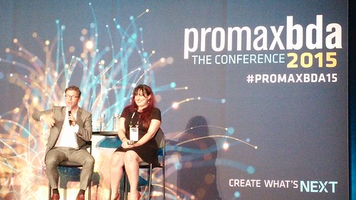 PromaxBDA session: Promoting Promos