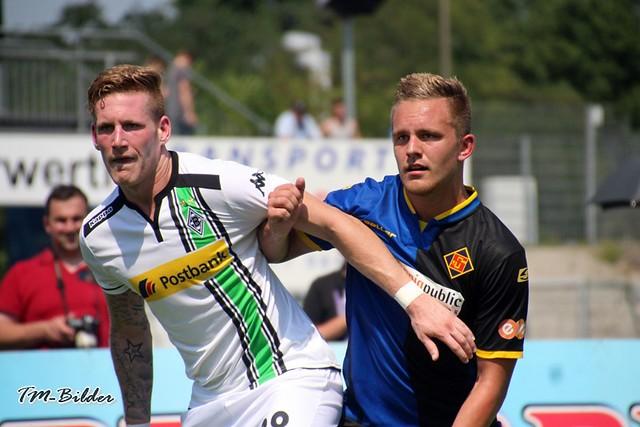 Testspiel TuS Koblenz - Borussia Mönchengladbach 0.2 18795531794_42baa32a8e_z