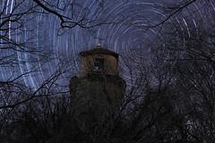 Les ruines de la Tour de Charbonnières - 27 mars 2015