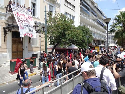 AionSur 19172691289_ded8282a3f_d Crece la crispación en Grecia a tres días del referéndum Análisis
