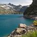 Espagne, Catalogne, Val d'Aran, Artiès, Parc national d'Aigüestortes et lac Saint-Maurice, lac de Mar et pic de Besiberri Nord 3008 m by jpazam