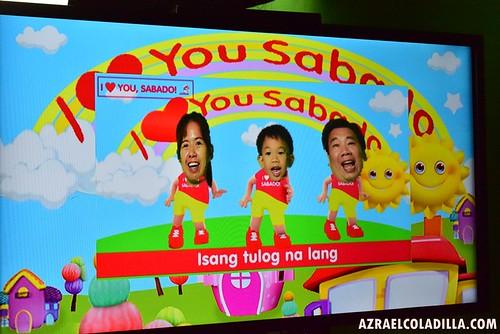 "Jollibee ""I love you Sabado"""