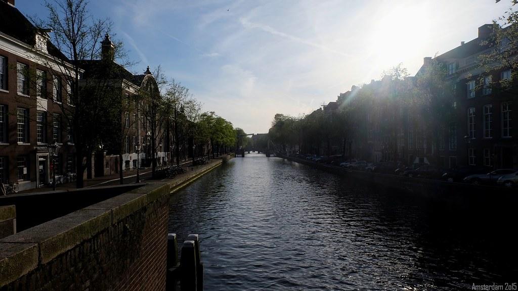 Weesperstraat, Amserdam, Nederland