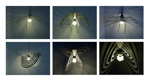 Sheet Plastic Lighting by Jason Chart-Davies