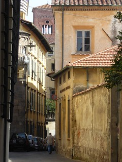 Lucca streets