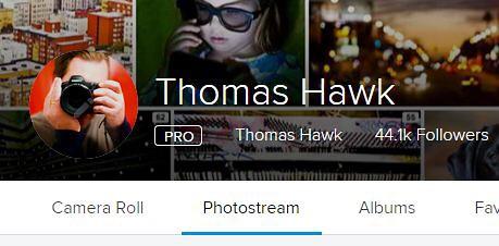 Thomas Hawk, Pure Pro