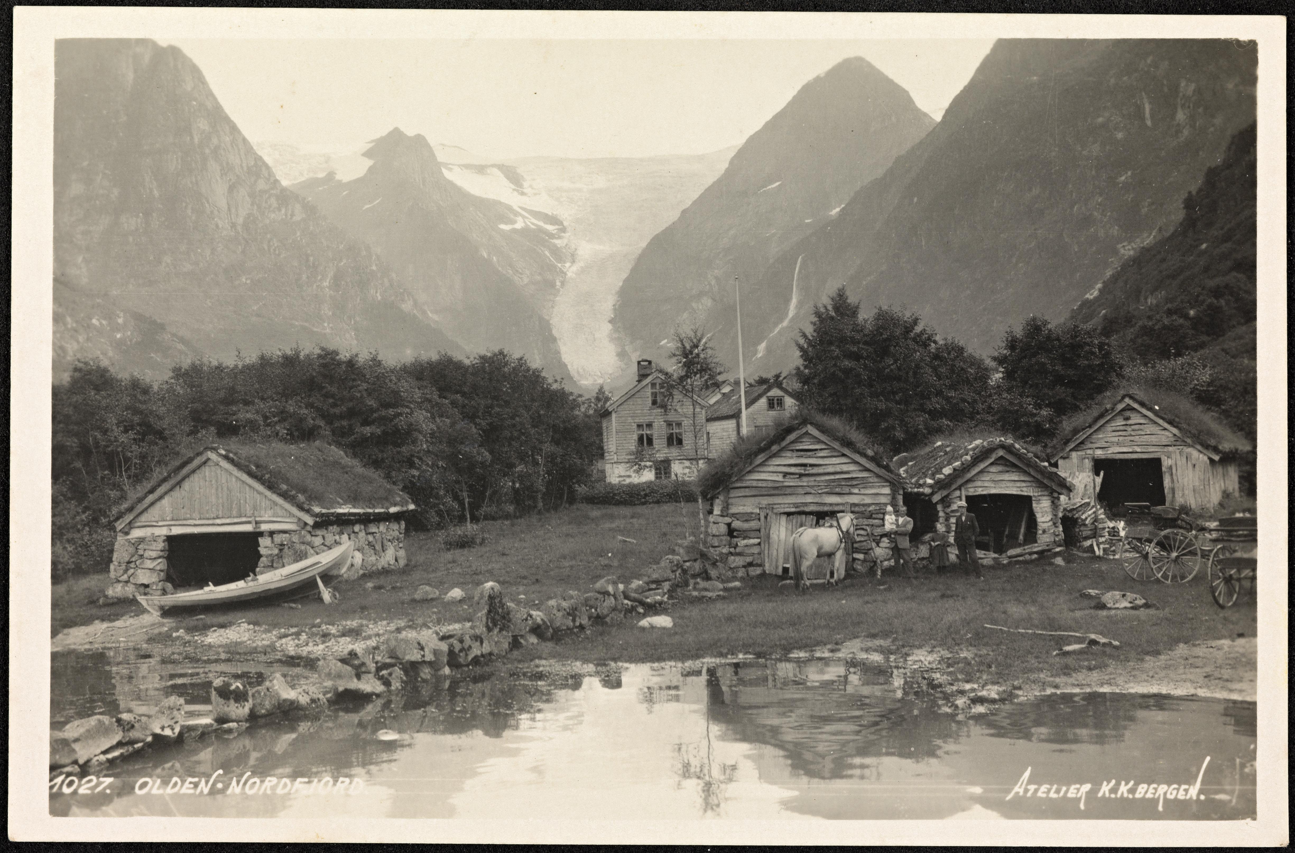 1027. Olden - Nordfjord