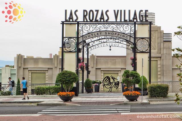 las rozas village outlet de luxo pr ximo de madri