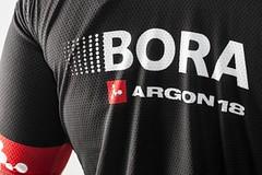 Švédská značka Craft spojila své síly s týmem Bora Argon 18