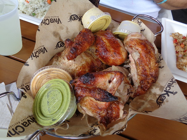 Peruvian Rotisserie Chicken, Viva Chicken, Charlotte NC