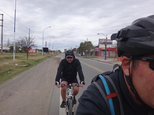 Ciclismo - 92,39 km - Salida Timbues - La Ribera - Andino - Aldao (2)