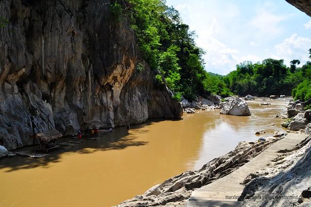 Minalungao National Park in General Tinion, Nueva Ecija