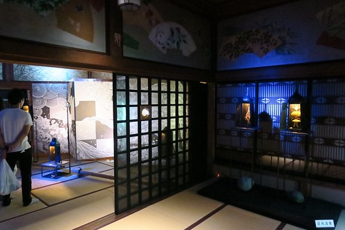 目黒雅叙園 百段階段 2015/7