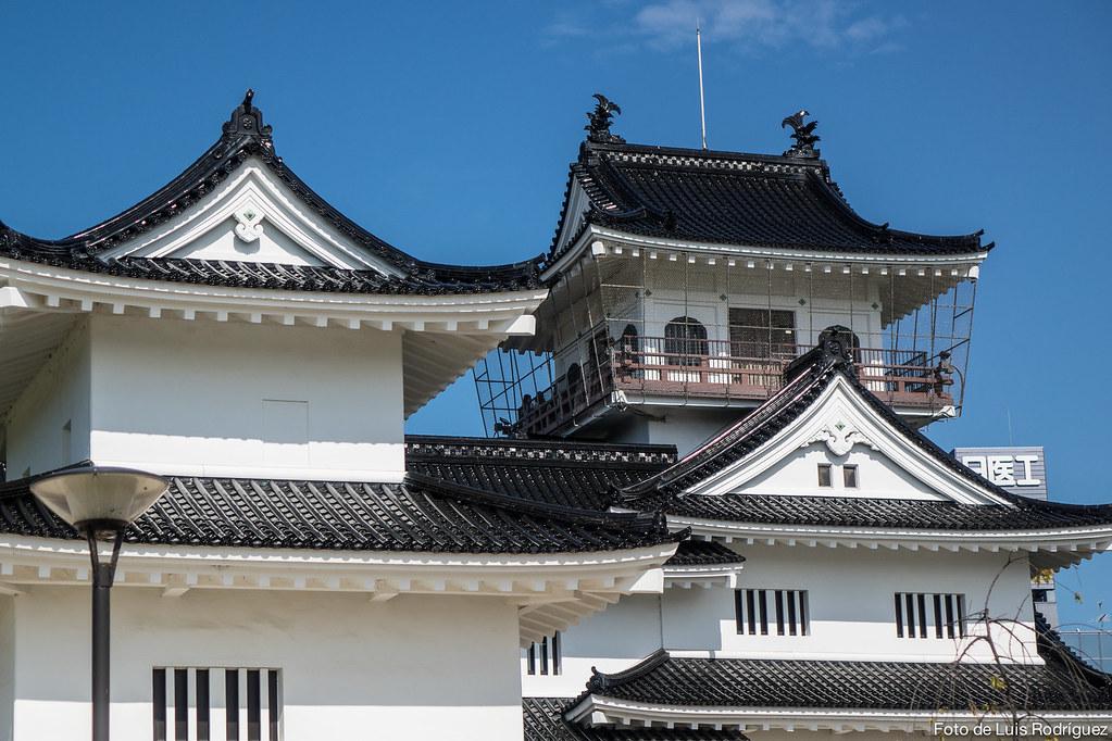Castillo de Toyama
